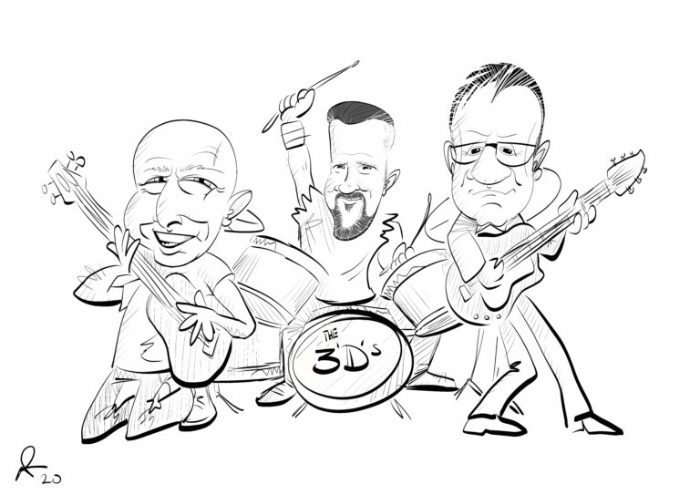 Band Portrait Gifts