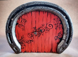 large fairy door
